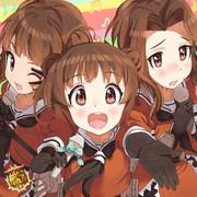 川内型三姉妹(キャラソン風)