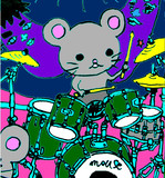 Drum Mouse