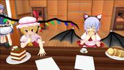 カリスマ紅魔飯支援MMD3