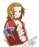 田井中 律ちゃんを描いてみた。