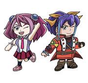柊柚子&セレナ SD
