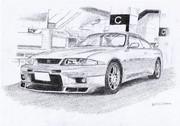 SKYLINE GT-R (BCNR33)
