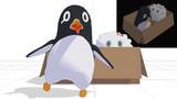 【MMD】失敗ペンギン【モデル配布】