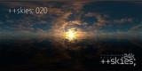 ++skies; 020 [24k12k〜8k4kスカイドーム素材配布]