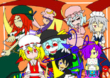 【第7回東方ニコ童祭Ex】奈落のクイズマスター IF or AFTER