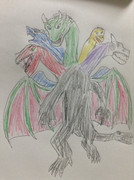 地獄大邪竜モイエギス