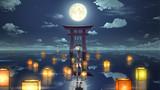 【第7回東方ニコ童祭Ex】月夜に灯籠