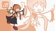 橘万里花『楽様~!』
