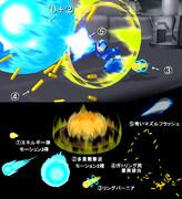 【17/8/31更新】エネルギー弾・多重衝撃波などのエフェクトモデル【MMD配布】