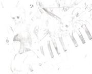骸骨楽団とリリア