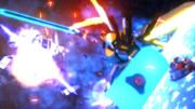 今日はMMD静止画祭開催日12月1日【グリッドセイバー・ブルー】