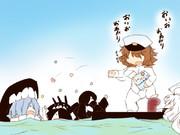 『鎮守府近海に潜水艦が集まる理由』