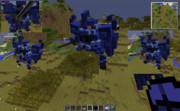 【Minecraft】MS-07B グフ【JointBlock】