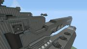 HALO UNSC フリゲート艦「SAVANNAH」製作経過パート3 [MineCraft]