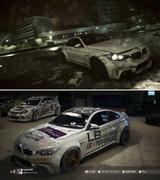[NFS] BMW M4 (2014) 劇的ビフォーアフター