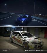 [NFS] Subaru Impreza WRX STi (2010) 劇的ビフォーアフター