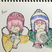 冬のブラザーズ