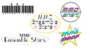 MMDあんスタ用のロゴ