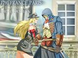 1791年 パリ鎮守府 「プロイセン艦娘」