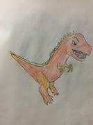 ゴールド・ティラノサウルス