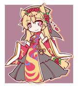 ドレス純狐