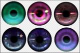 瞳テクスチャ2