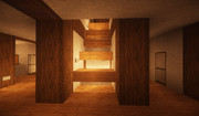 1階 階段前