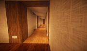 1階 リビング廊下