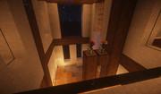 2階 階段廊下 玄関