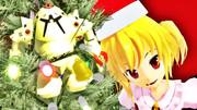 フランちゃんとゾックとクリスマス