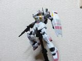 ガンダムMk-Ⅱ(ホワイトユニコーンカラー風)