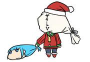 【クリスマス限定グラを見たので】デュラ初風クリスマス仕様