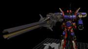 MMD用  R-GUNモデル製作進捗3