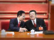 中国官僚と化した部長&ダディー