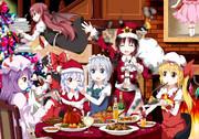 クリスマスin紅魔館