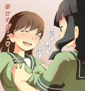 大井さんと北上さん1