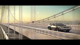 DeLorean On The Bridge