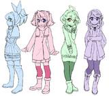 冬物柚子シリーズ