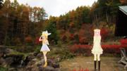【MMD】今年は秋っぽい秋を感じられなかった気がします・・・