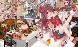 クリスマスmode実装(仮)