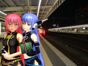 X'mas Express(ルカ×セレ)