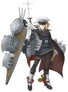 戦艦ネルソン【オリジナル艦娘】
