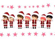 【ダイヤのMMD】サンタ衣装モデル配布