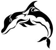 イルカのトライバル