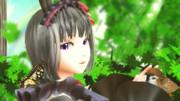 Bonnie Butterfly【第一回MMD静止画祭】