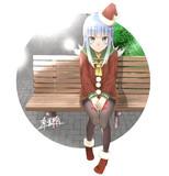 初風サンタをお届け!!