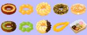 【ドット絵】ドーナツ