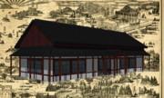 bst伊賀上野風駅舎