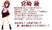 【MMDオリキャラ】宮崎綾【#34】