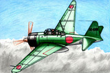 零式艦上戦闘機21型 A6M2 (リメイク)